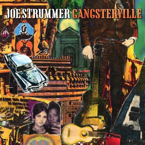 Joe Strummer / Gangsterville (12