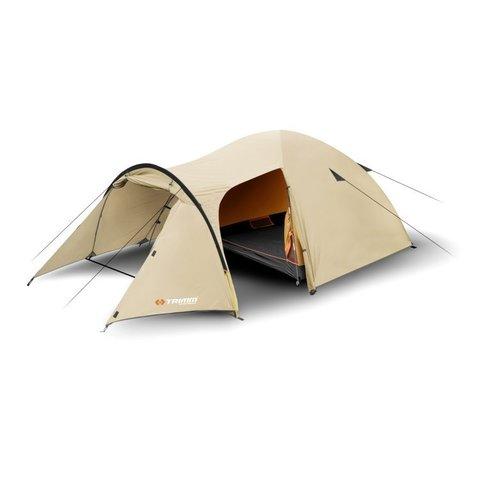 Кемпинговая палатка Trimm Outdoor Eagle, 3+1 (песочная)