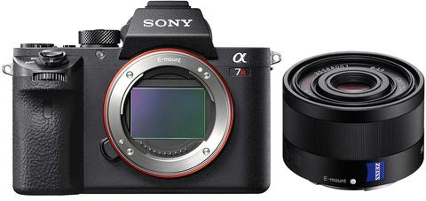 Sony Alpha ILCE-7R2 kit Sony Carl Zeiss Sonnar T* 35mm f/2.8 ZA (SEL-35F28Z)