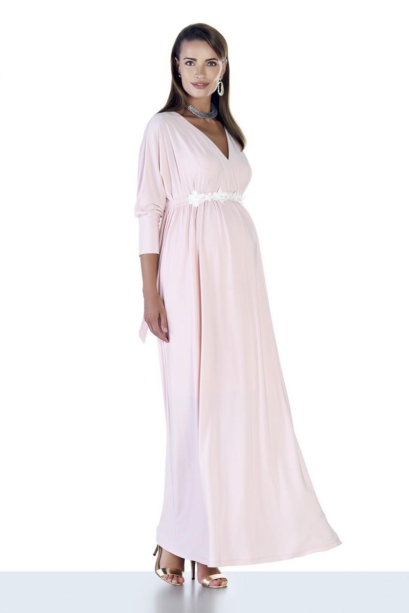 Платье 09531 пудра