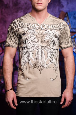 Футболка MUERTE Xtreme Couture от Affliction