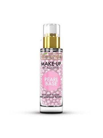 Розовая база под макияж,