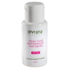 Мини гель для интимной гигиены, 50ml TМ Levrana