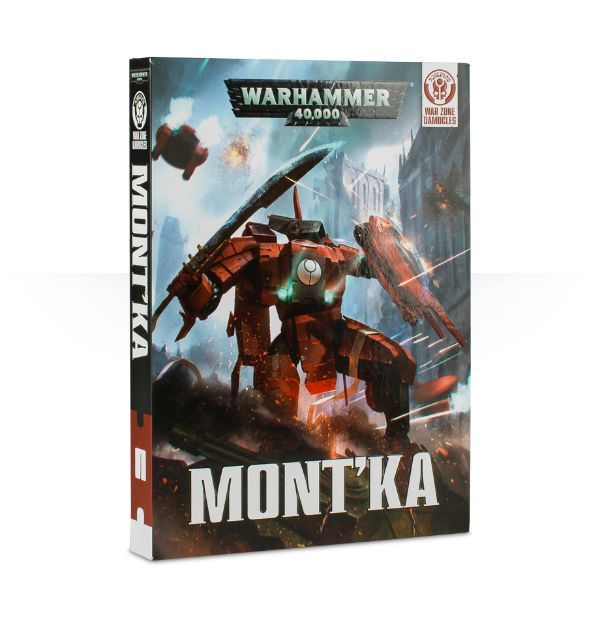 War Zone Damocles: Mont'Ka
