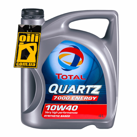 Total QUARTZ 7000 ENERGY 10W-40 4л
