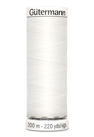 Универсальная нить Gutermann Sew All (col 800)