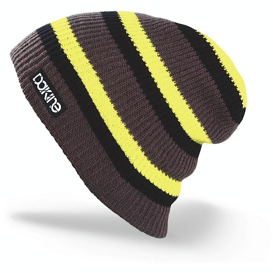 Детские шапки Шапка Dakine Zeke Charcoal Stripe 7.jpg