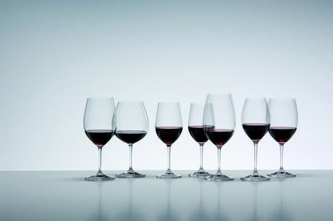 Набор из 2-х бокалов для вина Tempranillo 420 мл, артикул 6416/31. Серия Vinum