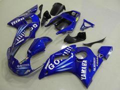 Комплект пластика для мотоцикла Yamaha YZF-R6 98-02 Go!!!
