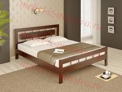 Кровать Сакура из массива сосны