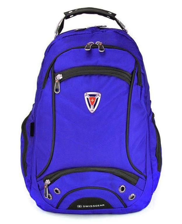 Городской рюкзак SWISSWIN 1565 Blue