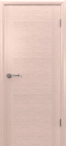 Дверь Владимирская фабрика дверей Рондо 8ДГ5, цвет беленый дуб, глухая