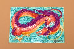 Zebra Funwari Fude Color Brush Sign Pen (8 цветов)