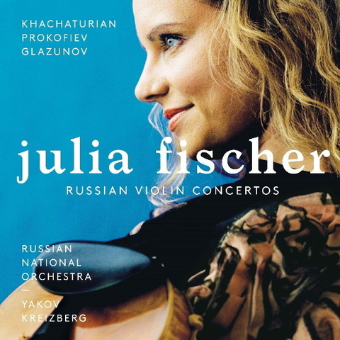 Julia Fischer / Russian Violin Concertos (2LP)