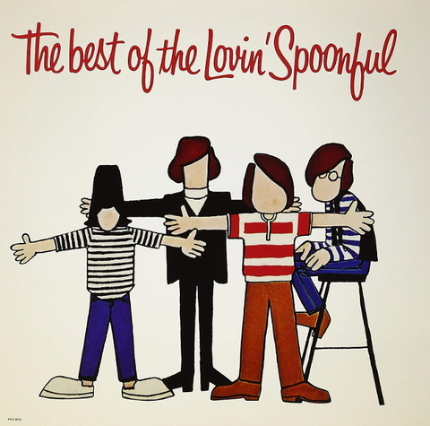The Lovin' Spoonful ‎/ The Best Of The Lovin' Spoonful (LP)