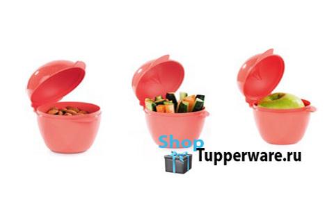 контейнер яблоко tupperware применение