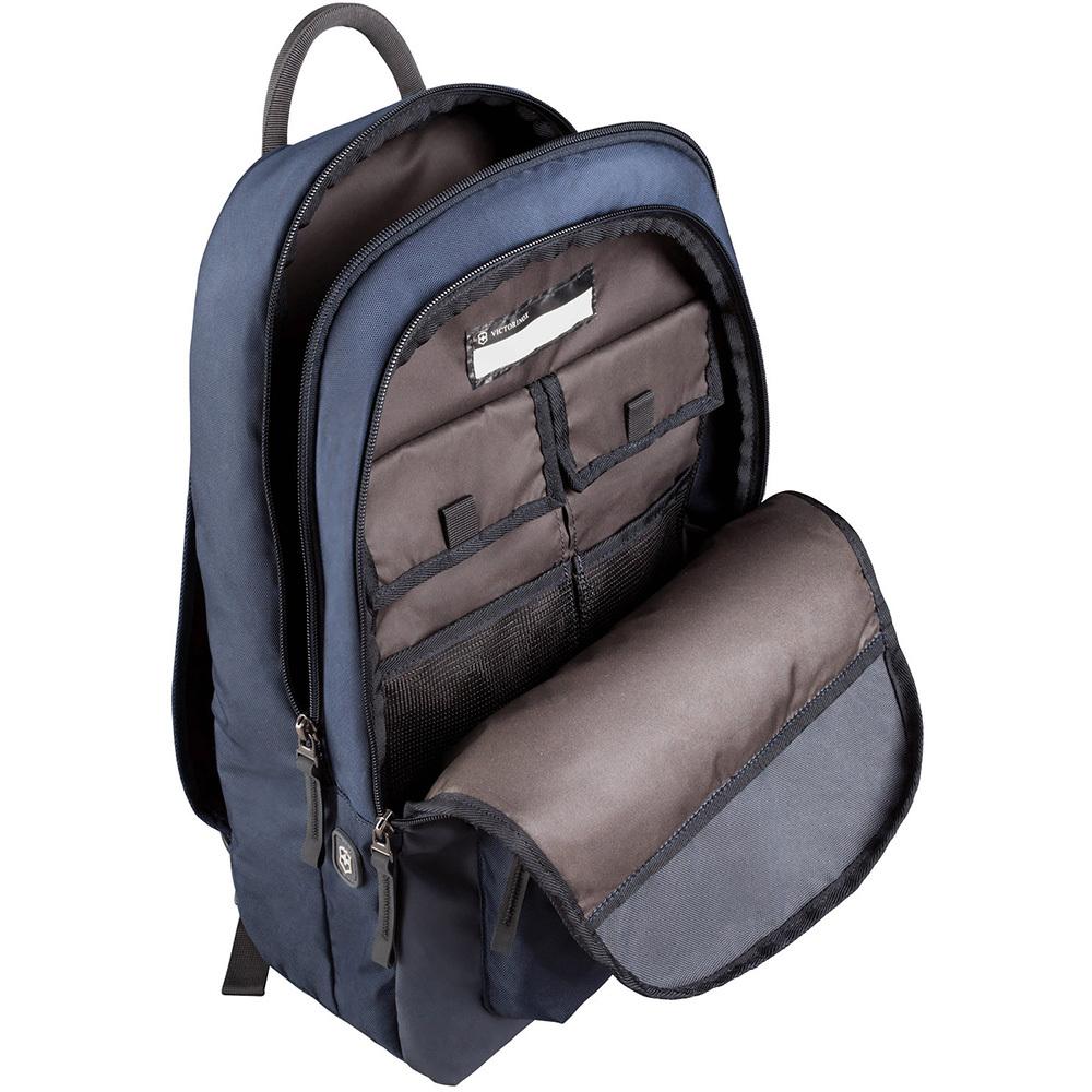 Рюкзак Victorinox Altmont 3.0 Standard Backpack, синий, 30x15x44 см, 20 л