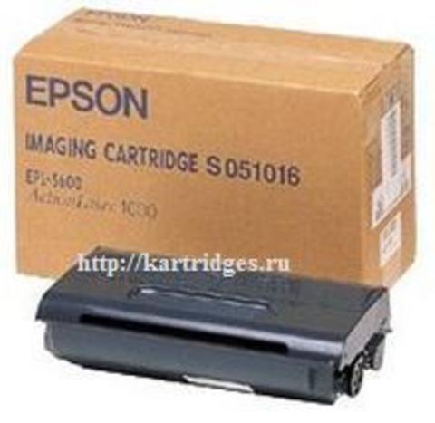 Картридж Epson S051016