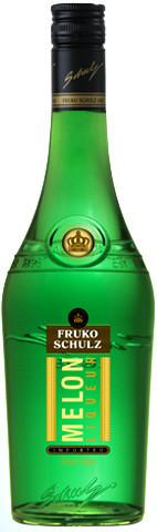 Ликер Fruko Schulz Melon, 0.7 л