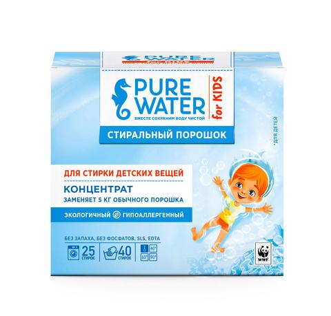 Мико порошок стиральный для детского белья Pure Water 800 гр