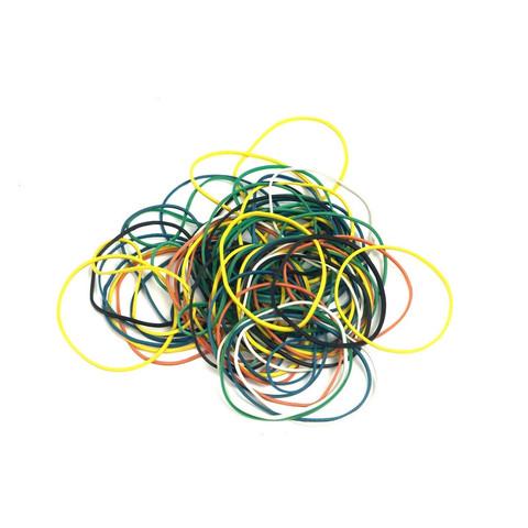 Резинка универсальная 100г диам.60мм. цвет ассорти