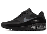 Кроссовки Мужские Nike Air Max 90 HYP Premium All Black