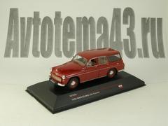 1:43 Warzawa 203 Kombi 1960