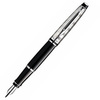 Waterman Expert - Deluxe Black CT, перьевая ручка, F