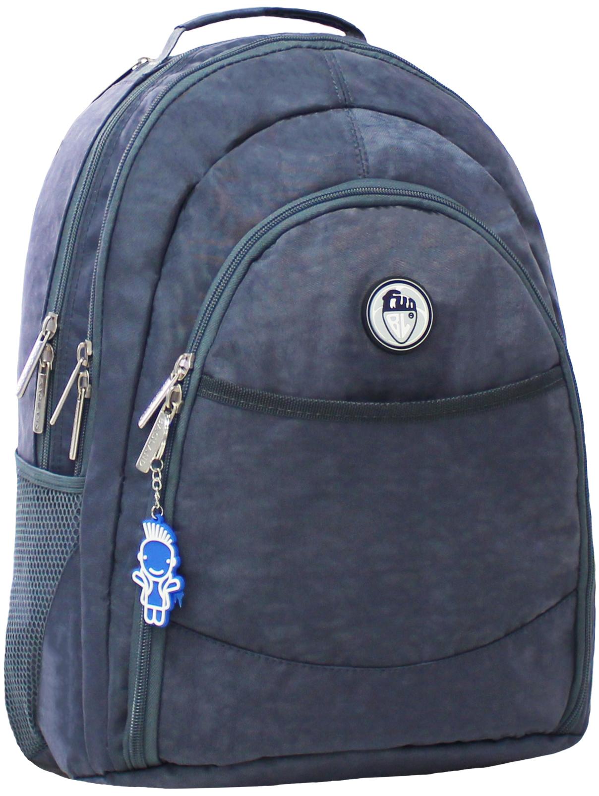 Городские рюкзаки Рюкзак Bagland Сити 32 л. Темно серый (0018070) IMG_5917.JPG