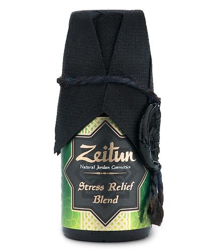 Антистрессовая смесь натуральных эфирных масел №3, Zeitun