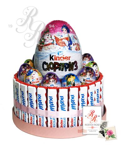 Киндер-торт