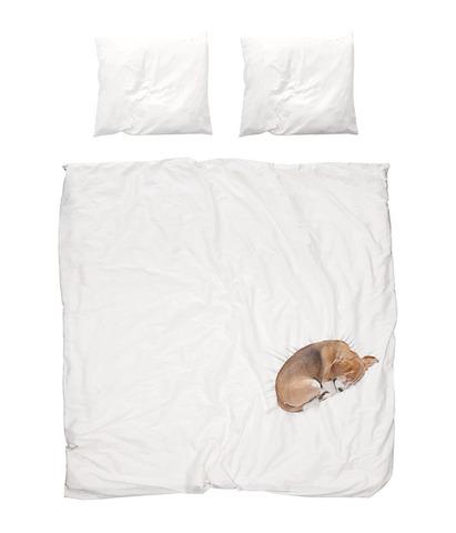 Комплект постельного белья Собака Боб 200x220см, Snurk