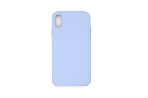 Чехол защитный для iPhone X/Xs Silicon Case MOKA Series