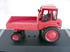 Tractor T-16 1965 1:43 Hachette #3