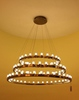 FontanaArte Chandelier Suspension lamp 3 levels