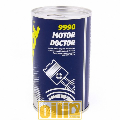 Mannol 9990 MOTOR DOCTOR 300ml (350ml)