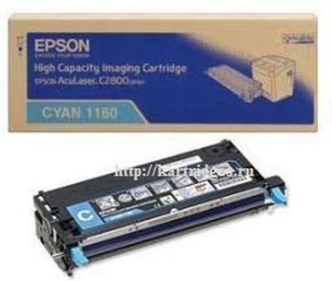 Картридж Epson C13S051160