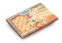 Халва арахисовая с грецким орехом,  300г