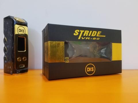 Батарейный мод STRIDE VR-80 by ASMODUS