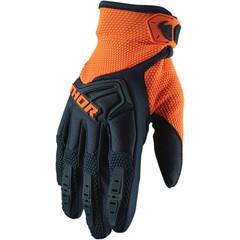 Spectrum Gloves / Сине-оранжевый