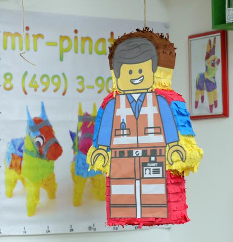 Пиньята Лего