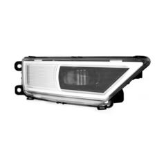 Фары противотуманные светодиодные автомобильные MTF Light VW TIGUAN NEW, линза, 12В, 5000К