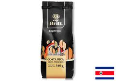Кофе в зёрнах Café Britt Espresso Whole Bean, 340г
