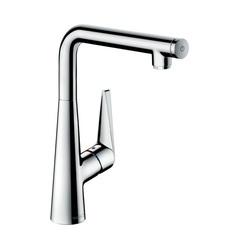 Смеситель для кухни с Г-образным изливом Hansgrohe Talis Select S 72820000 фото