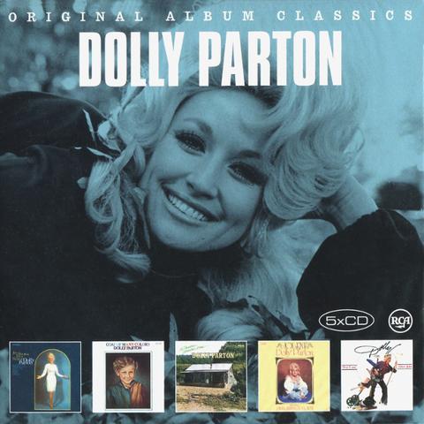 Dolly Parton / Original Album Classics (5CD)