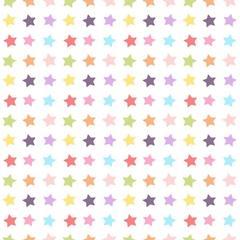 Цветные звездочки