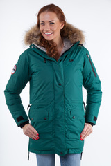 Парка Arctic Explorer Green