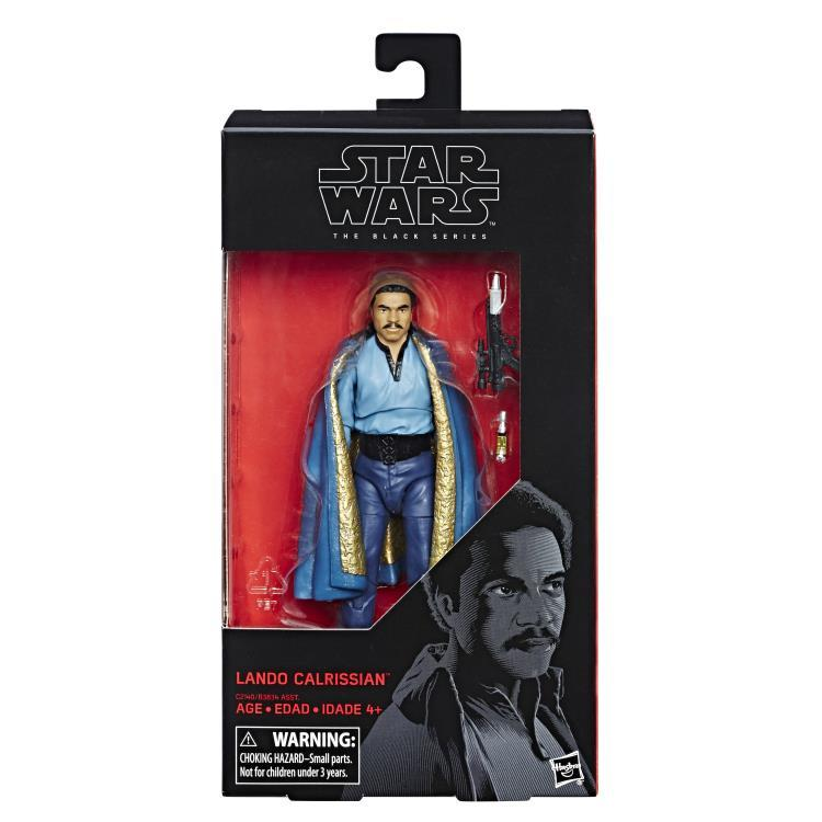 Фигурка Лэндо Калриссиан Star Wars: Black Series Звездные