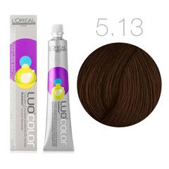 L'Oreal Professionnel Luo Color 5.13 (Коричневый) - Краска для волос