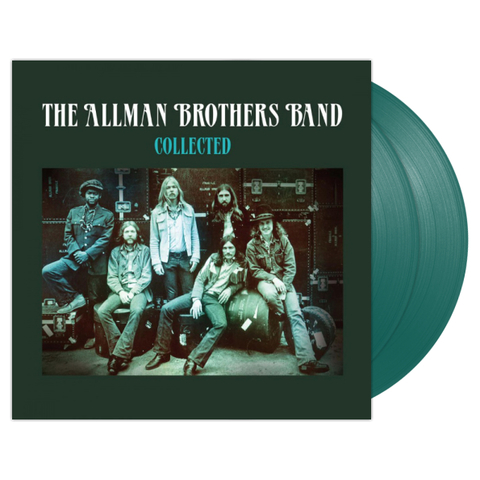 The Allman Brothers Band ‎/ Collected (Coloured Vinyl)(2LP)